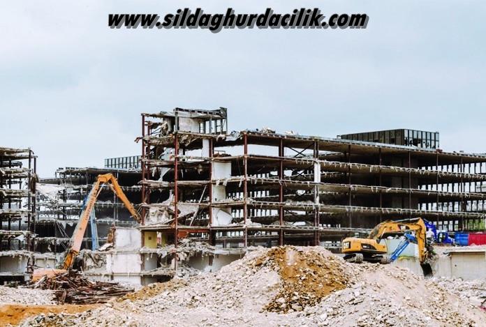 izmir bina yıkımı şirketleri