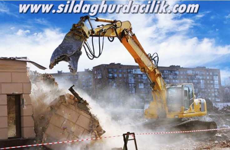 izmir bina yıkımı firmaları